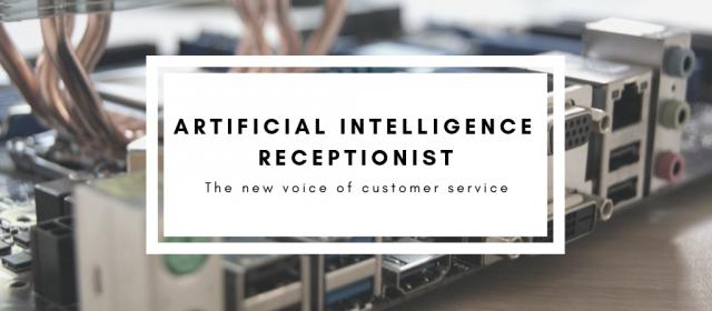 Artificial Intelligence Receptionist