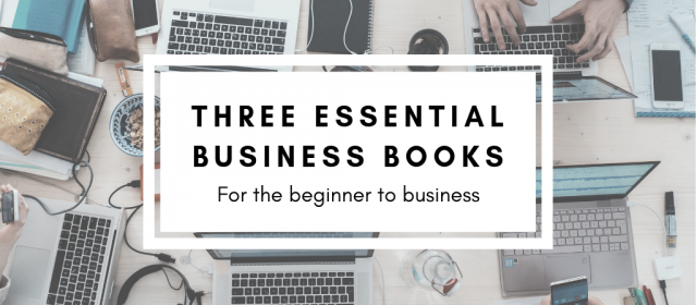 Three Essential Business Books