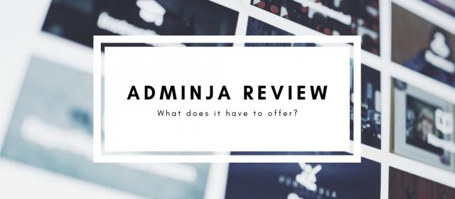 Adminja Review