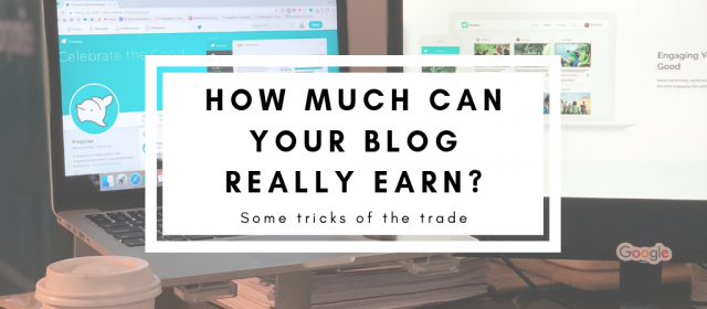 How Much Can Your Blog Really Earn?