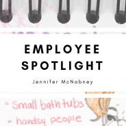 Employee Spotlight: Jennifer McNabney