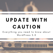 WordPress 5.0: Update With Caution