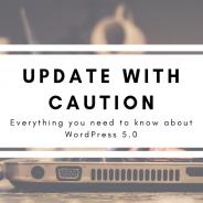 WordPress 5.0: Update With Caution